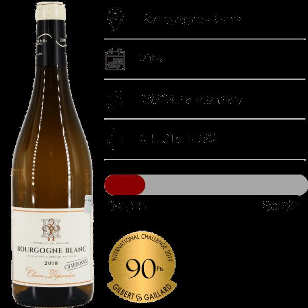 Domaine de la Beche, Bourgogne Blanc